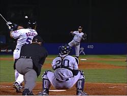Benny Agbayani vs. The Yankees